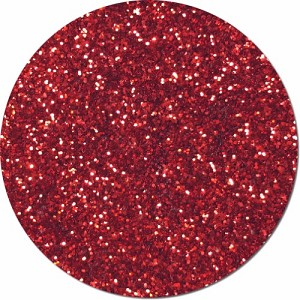 Gala Red Craft Glitter