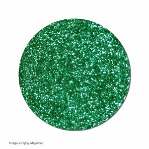 Glamour Green :Polyester Glitter Cosmetic Metallic (boxed)
