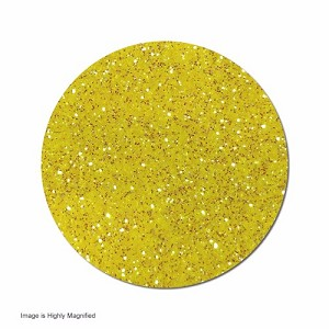 Golden Sun Yellow :Ultra Fine Glitter Cosmetic Iridescent (bulk)