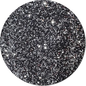 Gunmetal Grey Craft Glitter
