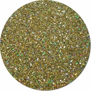 Golden Prism Hot Dots Craft Glitter- 4 oz. Jar