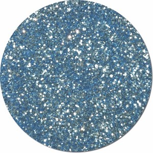 Light Blue Luster Craft Glitter