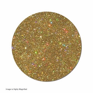 Midas Touch :Ultra Fine Glitter Holographic (jar)
