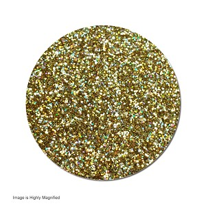 Heartstopper Gold :Polyester Glitter Cosmetic Holographic (boxed)