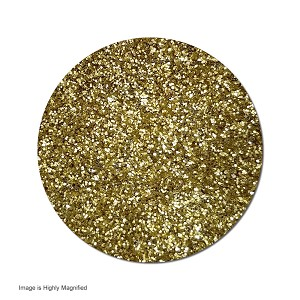 Ultra Fine Glitter Metallic : Origin Gold