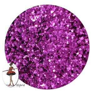 Purple Heart Metallic Hybrid Glitter