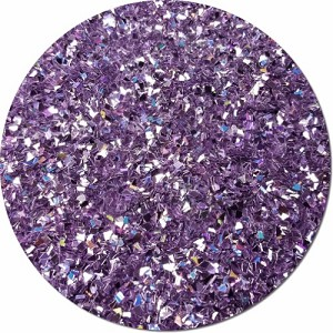 Random Flake Metallic Craft Glitter