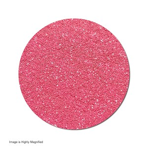 Strawberry Fields :Polyester Glitter Cosmetic Prism (boxed)