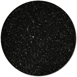 Ultra Fine Biodegradable Pearlized Glitter: Darker Than Black