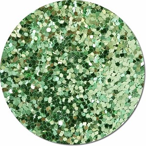 Tiana's Green Wish Craft Glitter