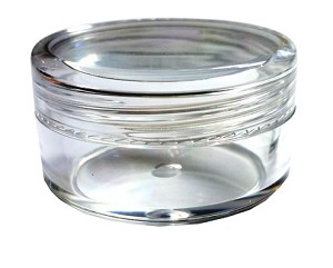 Empty Mini Jar
