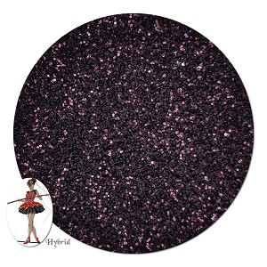 Crimson Moon Metallic Hybrid Glitter