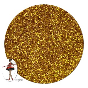 Golden Sunrise Metallic Hybrid Glitter